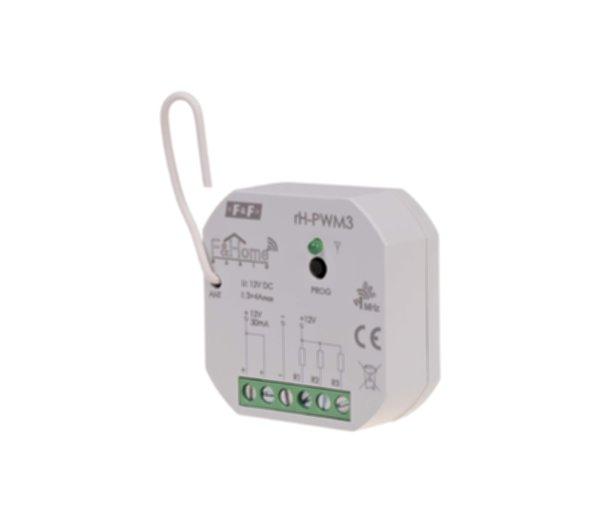 rH-PWM3 - трехканальный низковольтный ШИМ-контроллер