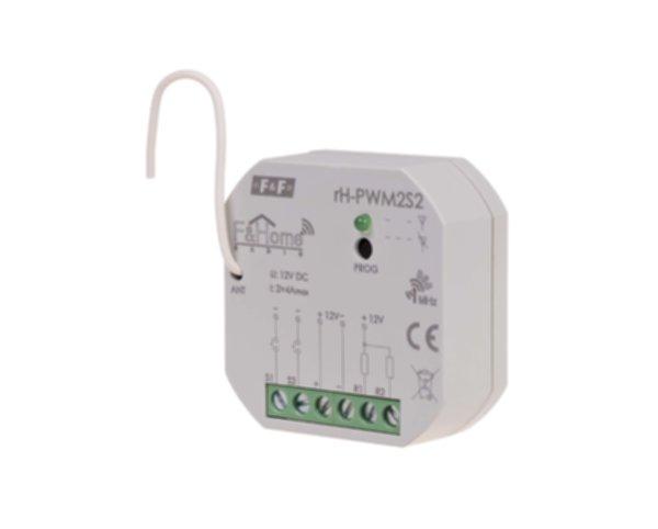 rH-PWM2S2 - двухканальный низковольтный ШИМ-контроллер с двумя управляющими входами
