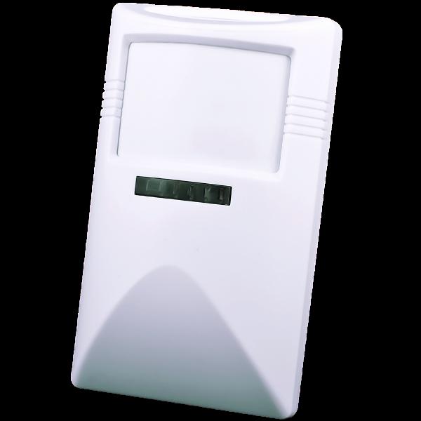 rH-P1T1 - датчик движения и температуры, питание от аккумулятора