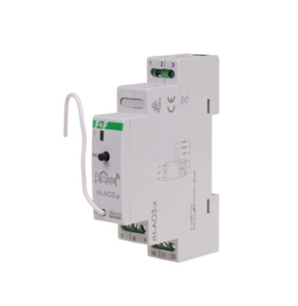rH-AO3 LR - модуль аналоговых выходов 0-10 В