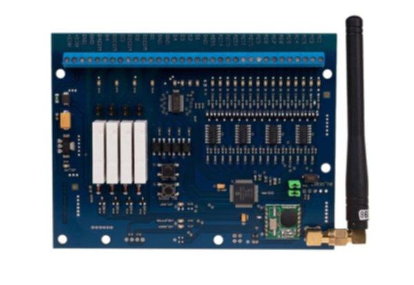 rH-AC15R4S4 LR - модуль интеграции с системами охранной сигнализации